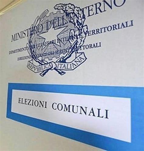 Concorsi Ufficio Sta Presidente Ufficio Elettorale Incompatibilita