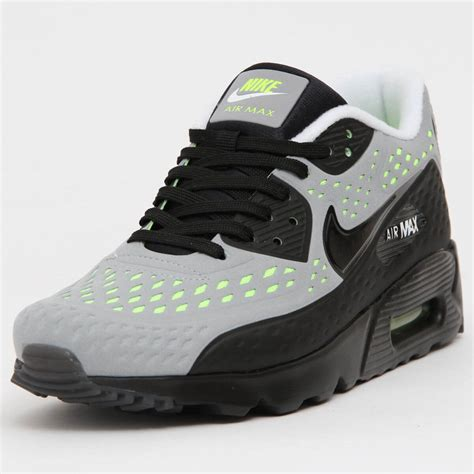 Nike Airmax 9 0 nike air max 90 ultra br volt grey the sole supplier