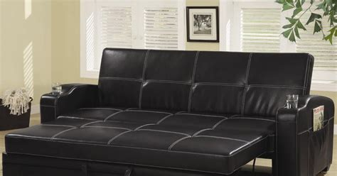 Click Clack Sofa  Ee  Bed Ee   Sofa Chair  Ee  Bed Ee   Modern Leather