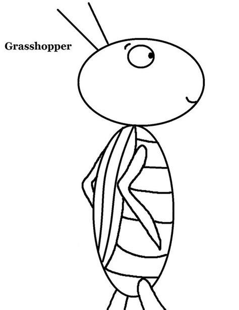 plagues  egypt locusts grasshopper coloring page