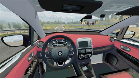 Renault Clio R S Modification by Renault Clio R S V1 1 For Truck Simulator 2