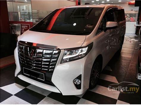 Toyota Alphard 2017 3.5 In Kuala Lumpur Automatic Mpv