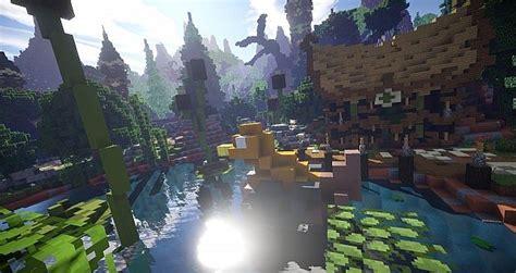 elessar  forest palace minecraft building