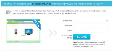 tenorshare android data recovery tenorshare android data recovery software free giveaway