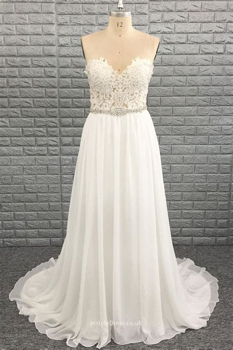 Aline Lace And Chiffon Floor Length Summer Beach Wedding. Boho Wedding Dresses Canada. Beautiful Colored Wedding Dresses. Vintage Wedding Dresses Designer Uk. Wedding Dresses And Bridesmaid Dresses Pictures. Cheap Wedding Dresses Auckland. Simple Wedding Dresses Lace. Wedding Dress Style For Your Body Type. Low Country Wedding Dresses