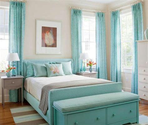 chambre blanche et turquoise 24 idées pour la décoration chambre ado archzine fr