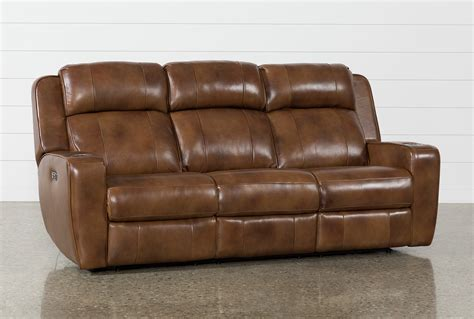 Power Reclining Loveseat by Phelps Leather Power Reclining Sofa W Power Headrest Usb