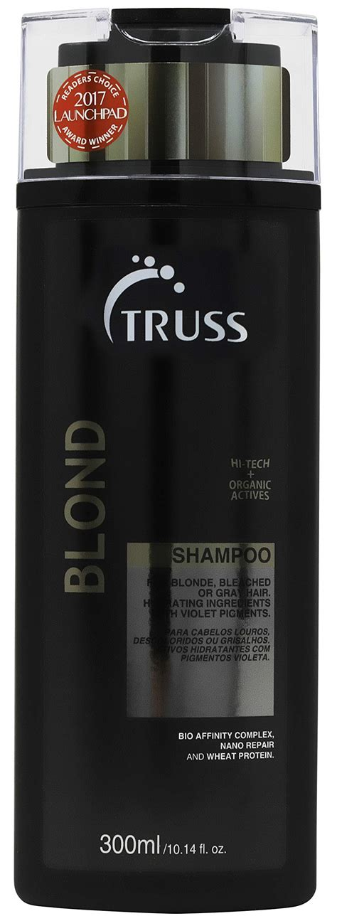 Amazon.com : Truss Blond Mask - Hair Mask Treatment for