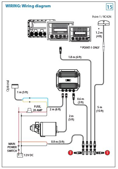 lowrance elite 5 hdi wiring diagram