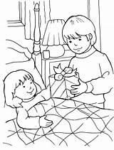 Coloring Sick Friend Pages Bible Friends Kindness Helping Being Others Sheets Preschool Help Sunday Church Showing Activities Sermons4kids Jesus Colouring sketch template