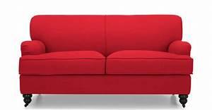 Red Sofa Park Square Red Sofa Sofas