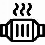 Converter Catalytic Icon Icons Flaticon