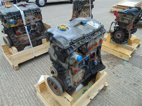 you are bidding on a land rover td5 takeout diesel engine p no lbb001190e it is direct from the