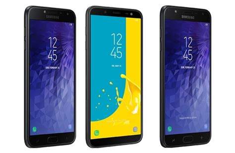 samsung announces the new galaxy j series 2018 line up in singapore
