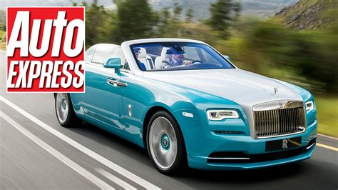 roll royce 2016 new rolls royce dawn review the most luxurious