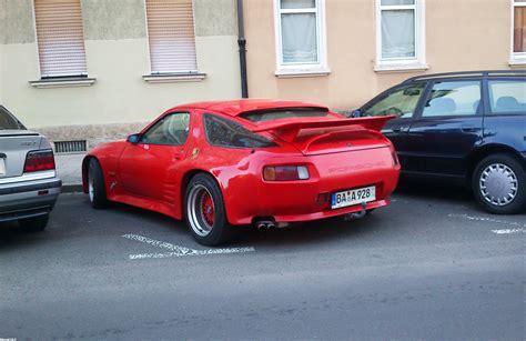 Porsche 928 Strosek | Pretty horrible, if you ask me ...
