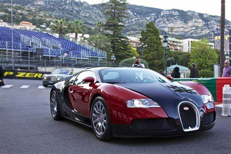 bugatti, Exotic, Supercars, Veyron, Red Wallpapers HD ...