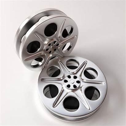 Reel Film 3d Models Projector Electronics Reels