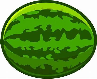 Watermelon Clipart Clip Melon Water Transparent June