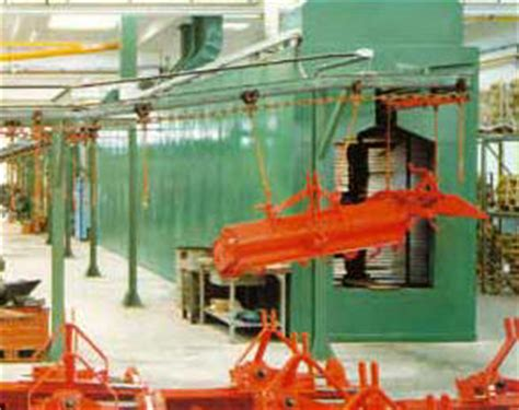 Office Supplies Green Bay Wi by Process Equipment Paint Booth Installation Green Bay