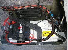 Battery Safety Terminal Bypass 5Seriesnet Forums