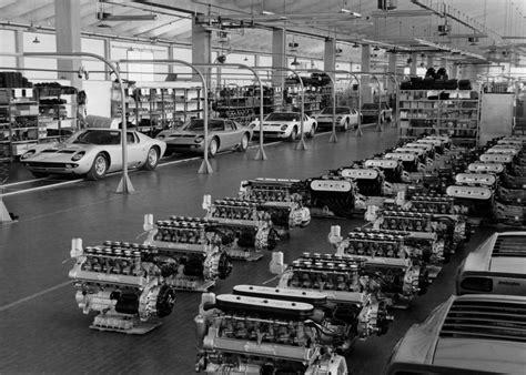 Miura's | Lamborghini factory, Lamborghini miura, Lamborghini