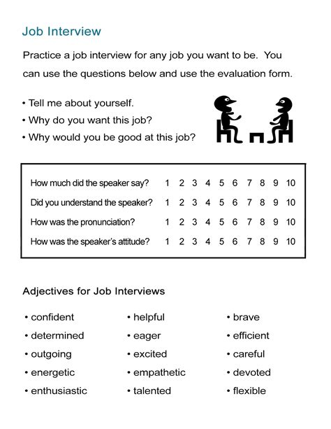 Adjectives For Resume by Practice Adjectives For Resumes All Esl