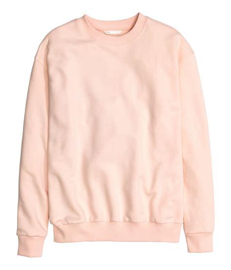 light pink sweatshirt light pink sweatshirt fashion ql