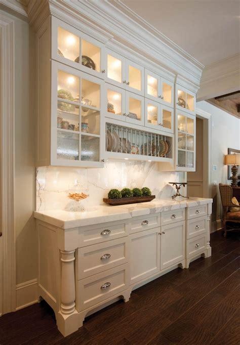 built  plate rack transitional kitchen  design