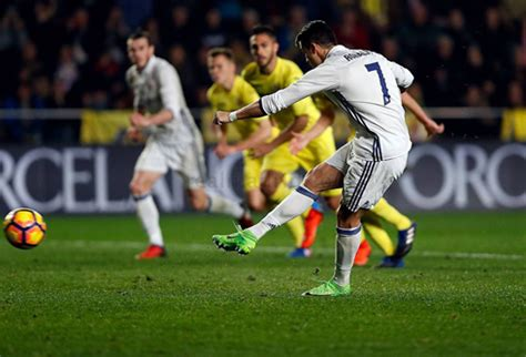 Villarreal 2-3 Real Madrid. A comeback to keep the lead!