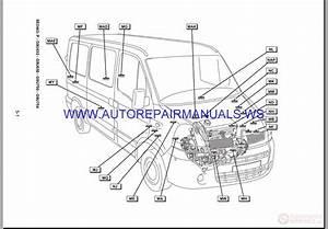 Renault Master X70 Nt8323 Disk Wiring Diagrams Manual 09