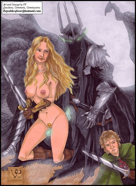 Battle Of The Pelennor Fields By Vp1940 Hentai Foundry