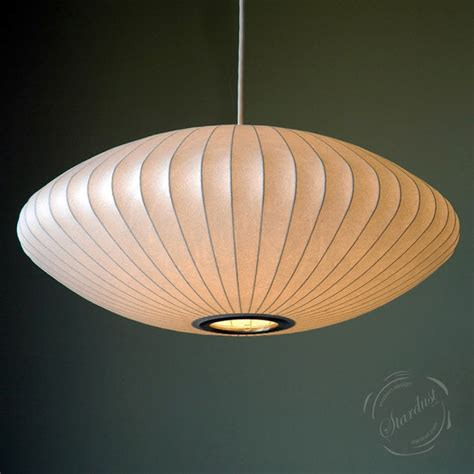 george nelson saucer l modern pendant lighting