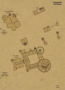 hogwarts castle 3rd floor camelot references pinterest With map of hogwarts castle all floors