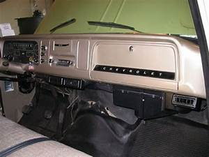 1965 Chevy Panel Delivery Truck Air Conditioning System