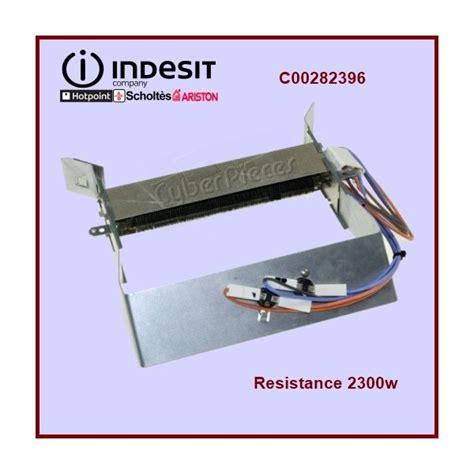 r 233 sistance 2300w c00282396 pour chauffage seche linge lavage pieces detachees electromenager