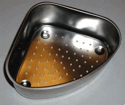what to do when the kitchen sink is clogged corner sink strainer stainless steel 2270