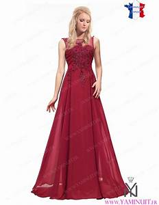 robe longue de soiree bordeaux la mode des robes de france With robe de soiree bordeau