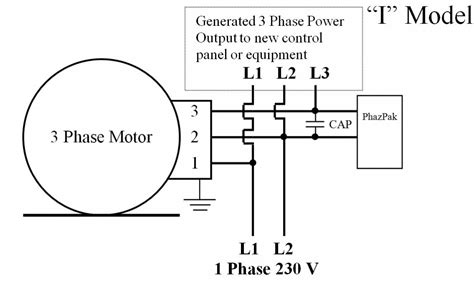 Building Rotary Phase Converter From Scavenged