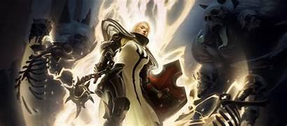 Diablo Reaper Souls Jihun Lee Crusader Iii