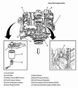 Bz 6757  Duramax Engine Parts Diagram Wiring Diagram