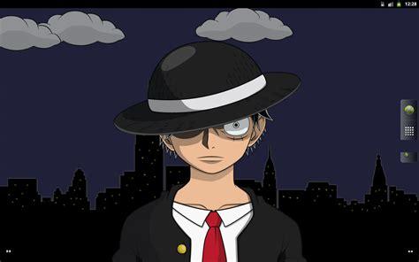 amazoncom mafia anime  wallpaper cracked screen