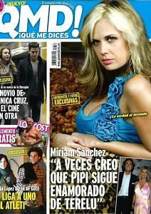 Miriam S U00e1nchez  A Veces Creo Que Pipi Estrada Sigue