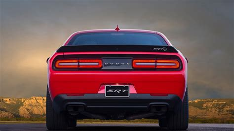 2019 Dodge Challenger 392 Hemi Scat Pack Shaker The New