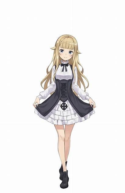 Princess Principal Anime Official Kuroboshi Kouhaku Gom