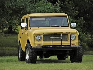 1968 International Scout 800