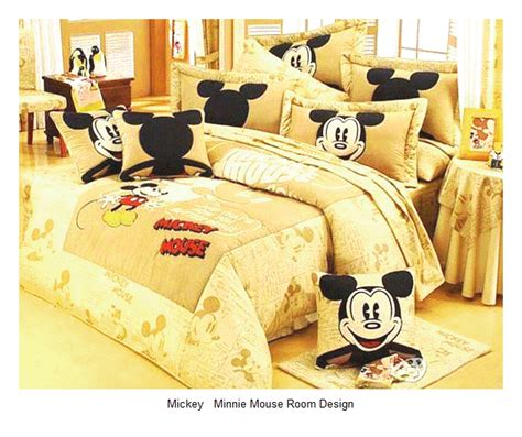 Mickey And Minnie Mouse Bedroom Curtains by 25 Mickey Minnie Mouse Bedroom Design Ideas Home And