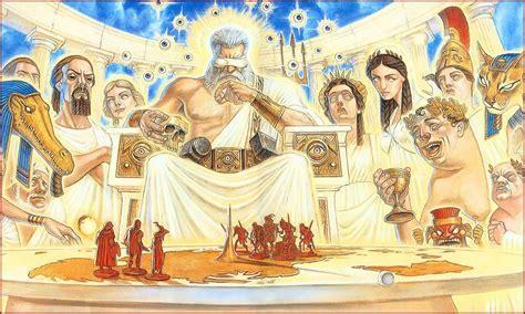 Gods | Discworld Wiki | FANDOM powered by Wikia