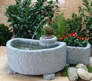 springbrunnen brunnen wasserspiel granitwerkstein stein With französischer balkon mit kleiner brunnen garten
