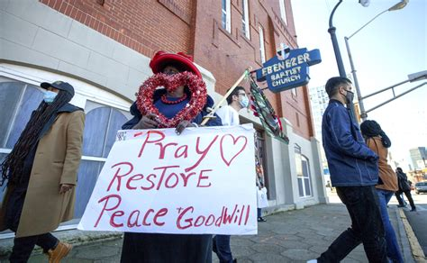 King Day service calls for nonviolence amid turbulent ...